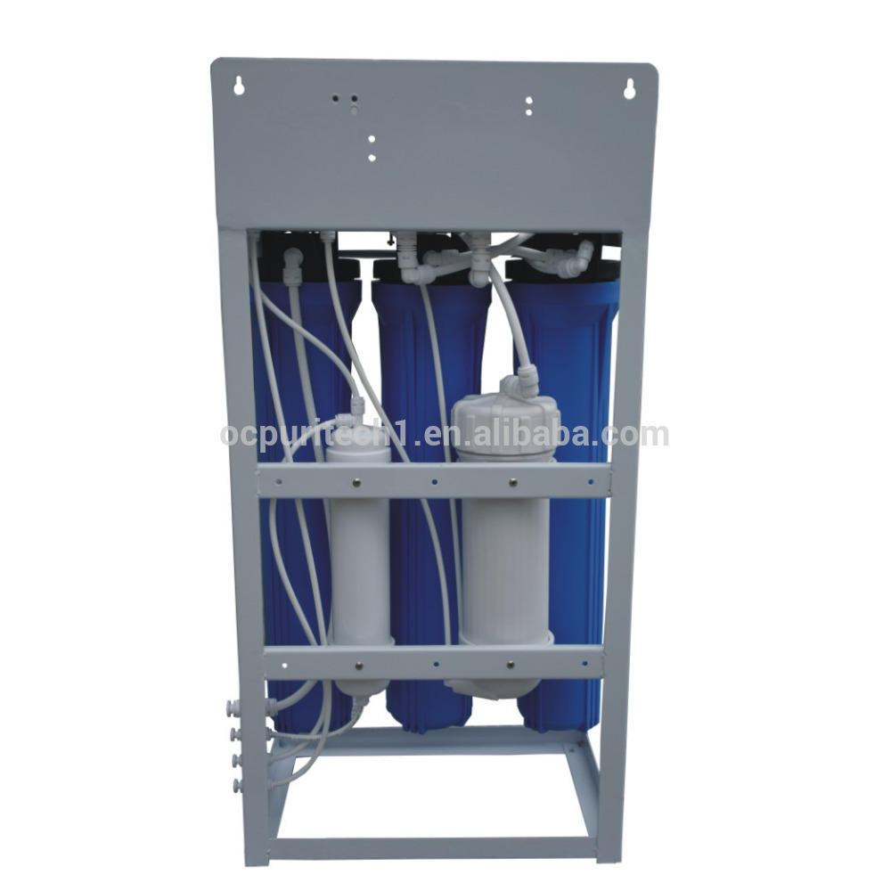 Commercial Reverse Osmosis Water Purifier 400Gpd System Portable Reverse Osmosis Water Treatment For Drinking Water