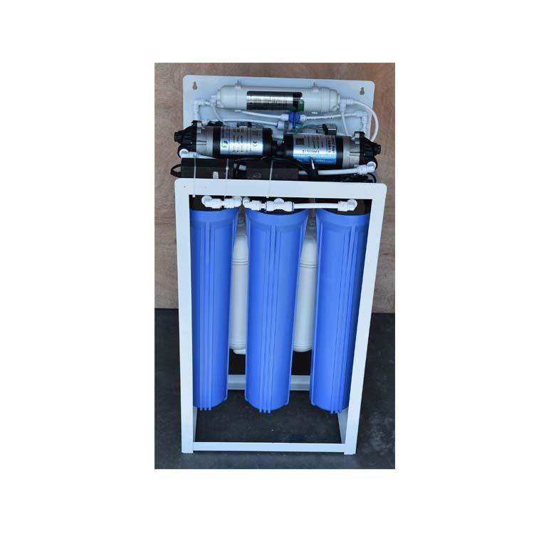 Commercial Reverse Osmosis Water Purifier 500Gpd System Portable Reverse Osmosis Water Treatment For Drinking Water