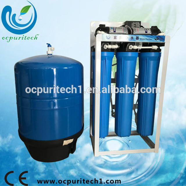 Made in china commercial 800GPD ro water system with vontron ro membrane