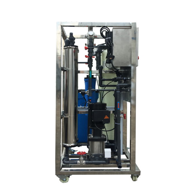 Pure water equipment for drinking water making machine