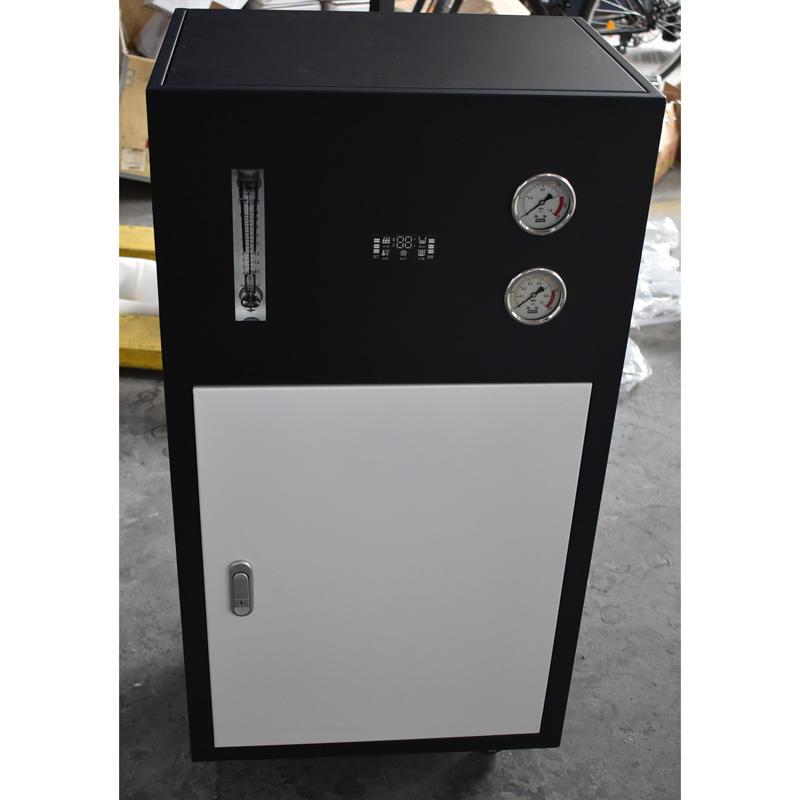 Black 500GDP Commercial Reverse Osmosis System RO Water Filter