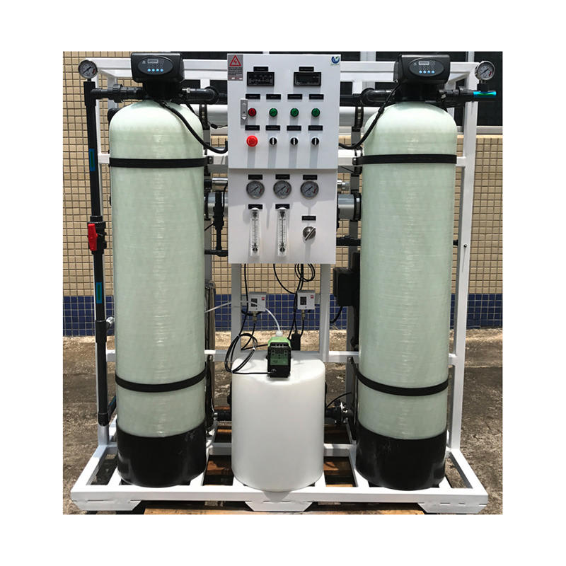 750LPH Salty Water Industrial Reverse Osmosis Drinking Wate System