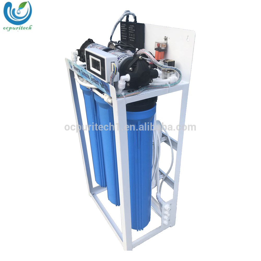 Commercial Reverse Osmosis Water Purifier 300Gpd System Portable Reverse Osmosis Water Treatment For Drinking Water