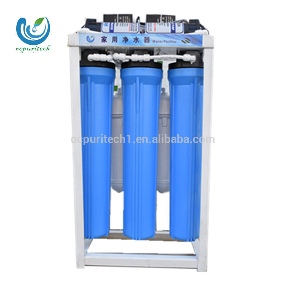 300GPD 5 stages Water purifier for commercial use/reverse osmosis water purifier