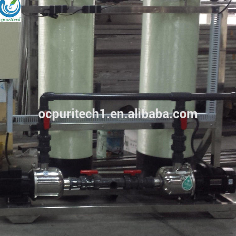 New design 2T/H Commercial ro water purifier ro drinking water system