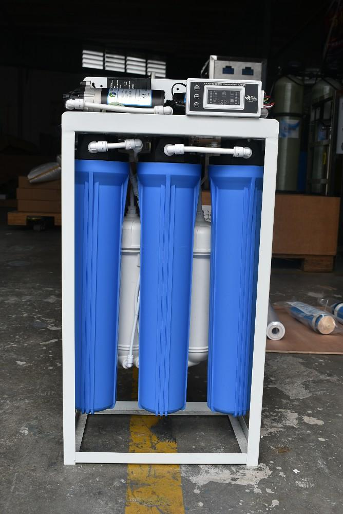 Factory 200GPD Household RO System Water Purifier Filter Machine Commercial
