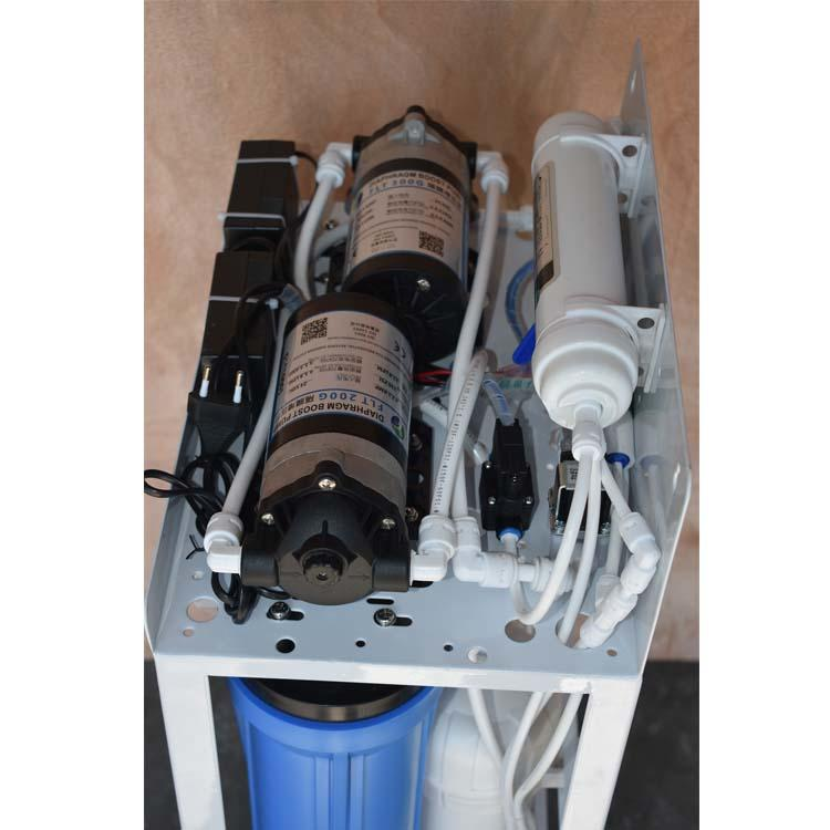 Commercial Reverse Osmosis Water Purifier 600Gpd System Portable Reverse Osmosis Water Treatment For Drinking Water
