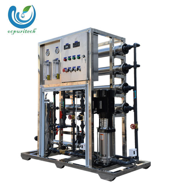compact1000LPH RO Main Machine ro water system