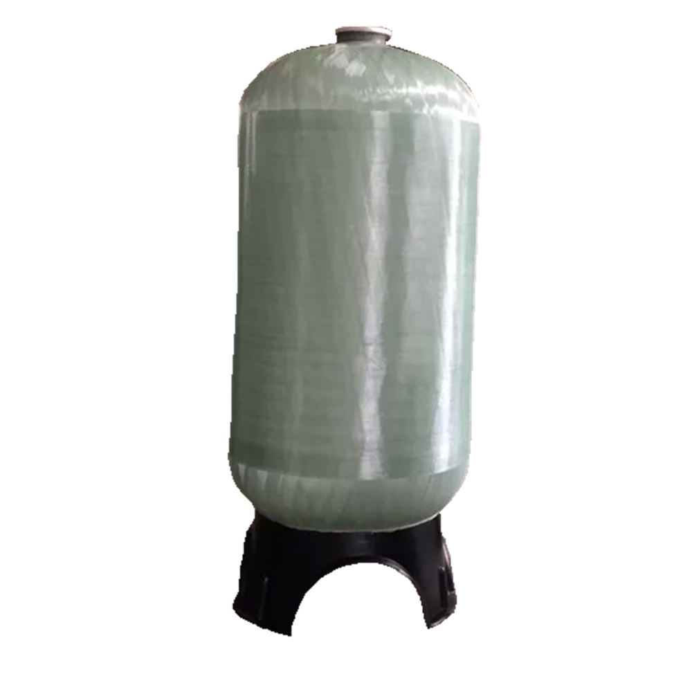 Water treatment frp vessel
