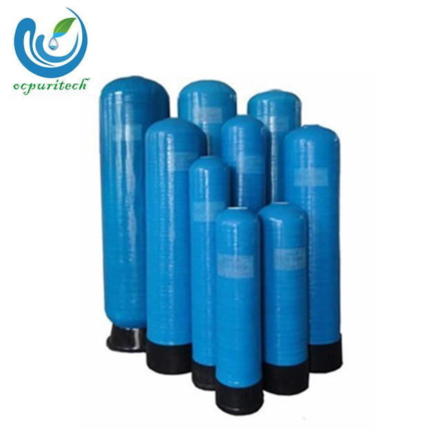 Activated carbon filter & Commercia FRP water filter tank