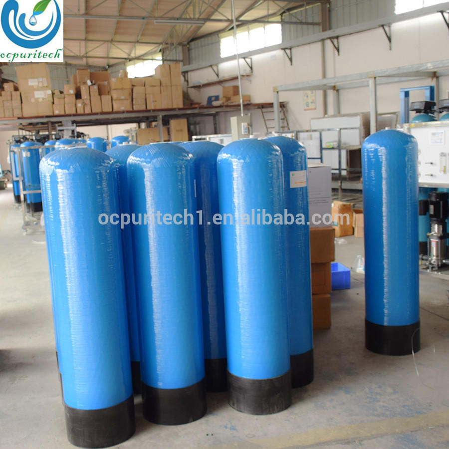 844 1054 1354 Popular activated carbon filter frp water tank price in water treatment