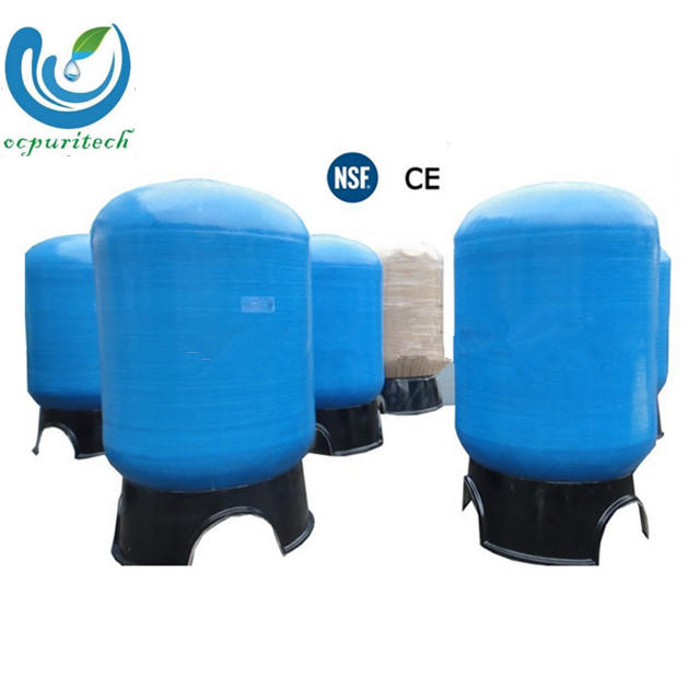 150 PSI NSF FRP Water Tank For Reverse Osmosis System