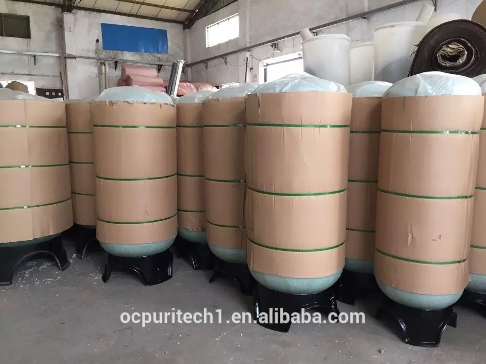 Sand filter carbon filter softener Pressure FRP tank