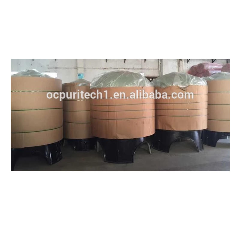 Large capacity FRP water pressure tank hot sale in America market