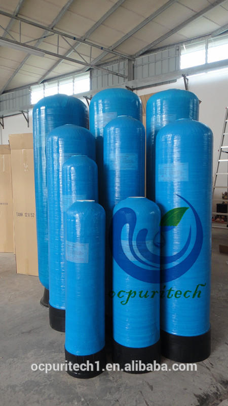commercial fiberglass tank for RO Water treatment