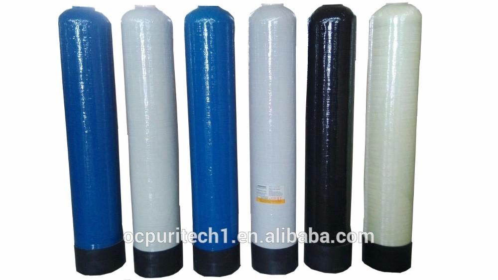 FRP tank water filter machine and equipment with activated carbon