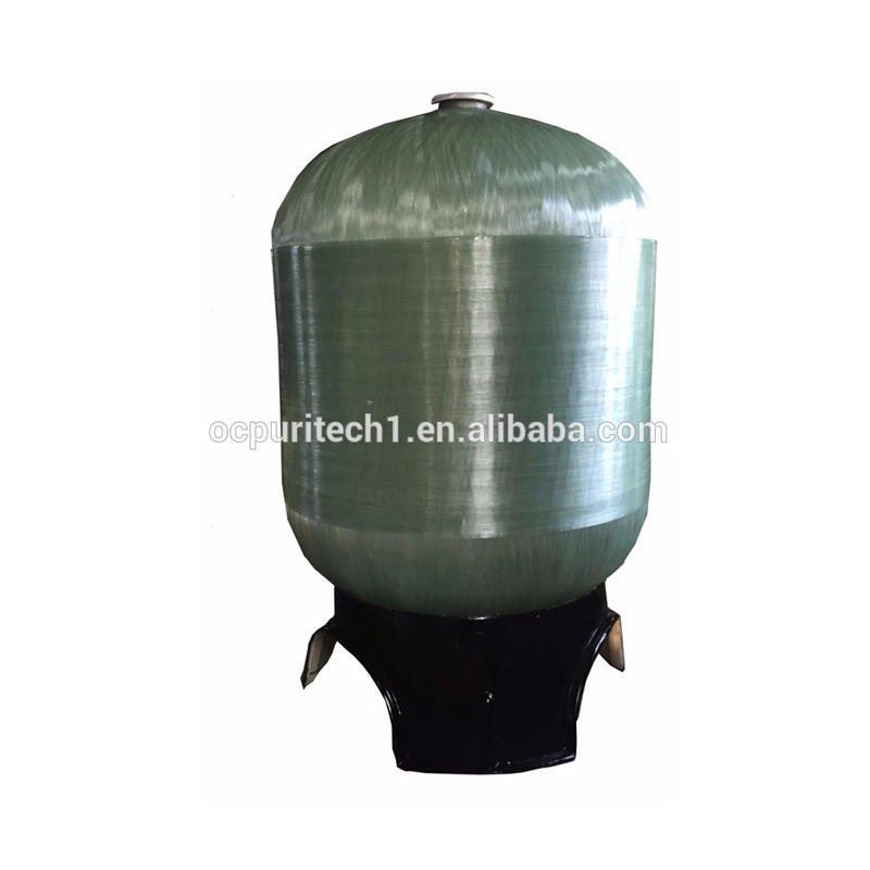Industrial NSF FRP Pressure Vessel For Water Pretreatment