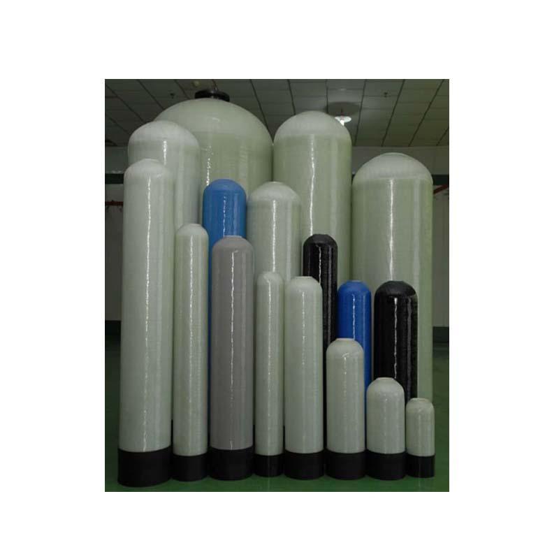 Hot sale RO water filter FRP water tank price