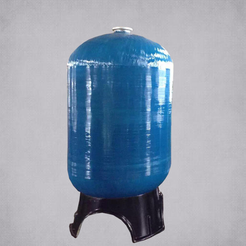 Sale Frp Filter Tank / Vessel For Drinking Water Treatment Plant Pretreatment