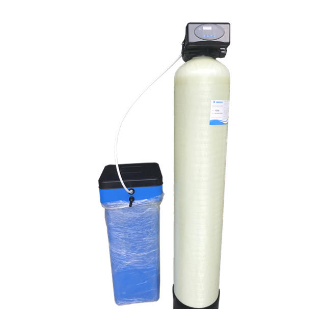 1m3/h drinking water plant ro machine softening system well water softener price with automatic valve control