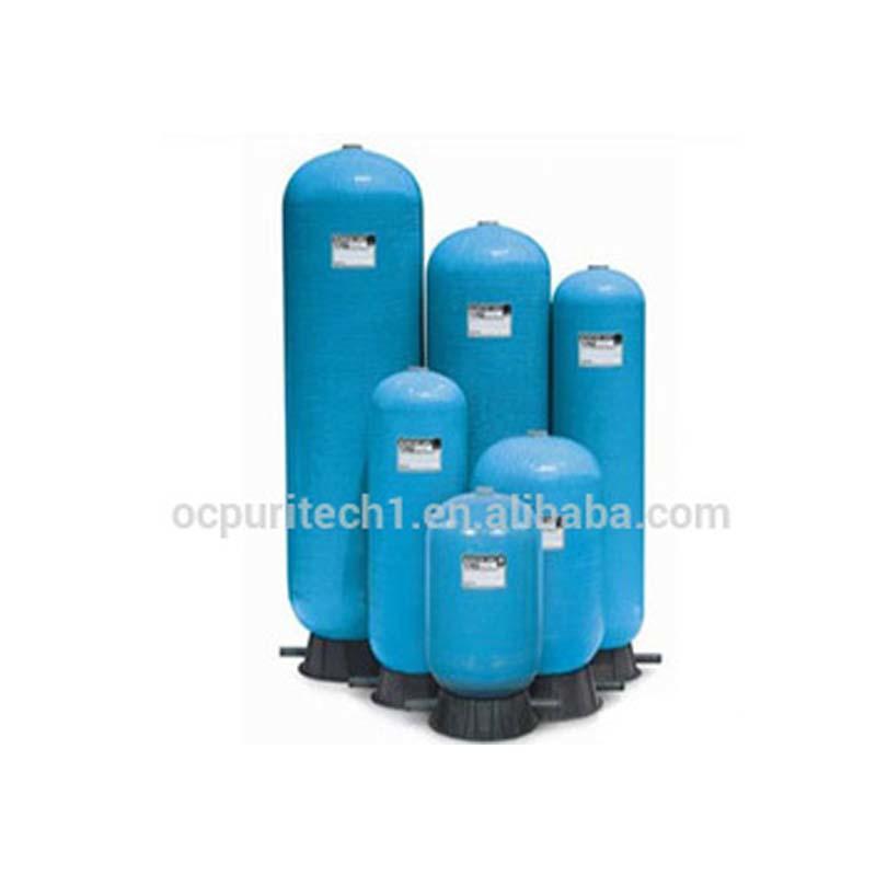 FRP vertical pressure tank