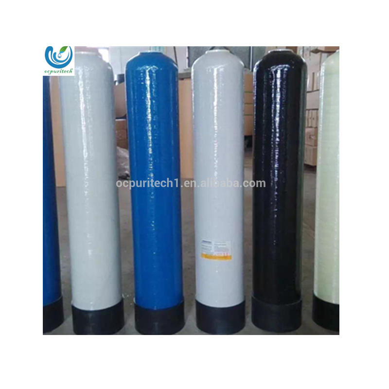 Activated carbon filter and sand filter Pentair tank