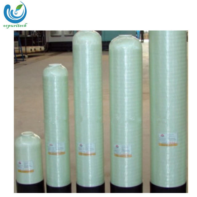 domestic post activated carbon filter media FRP water Tank