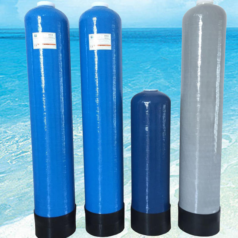 Industrial Water Treatment NSF 4872 Sand Filter FRP Tankwith good price