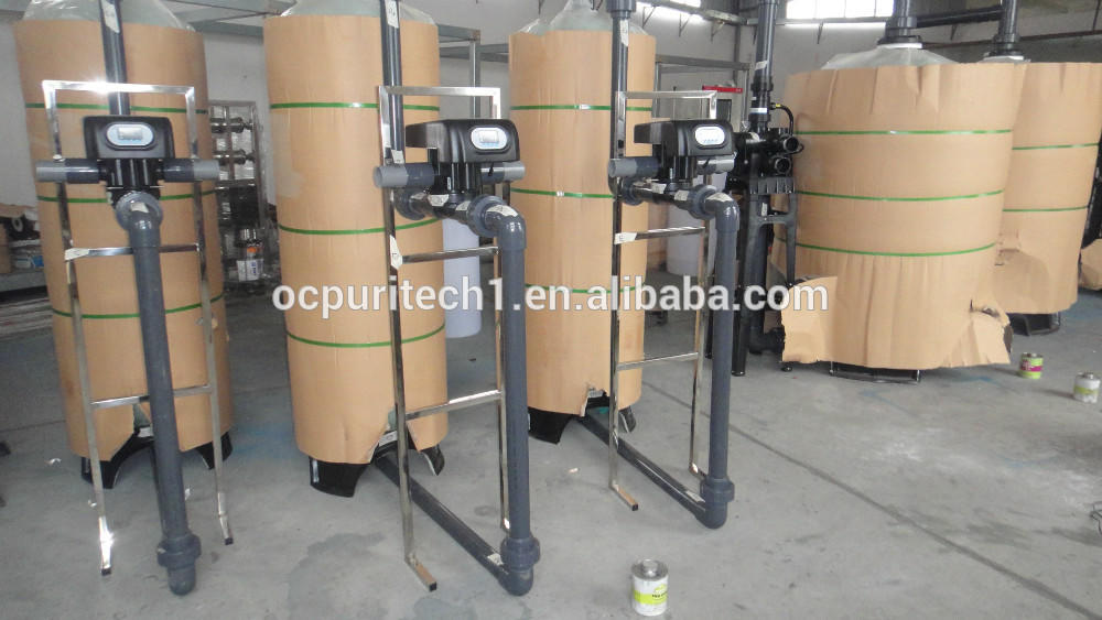 Industrial frp material tank sand filter for reverse osmosis