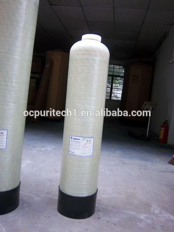 Pentair Fiber Reinforce Plastic frp tank for sale