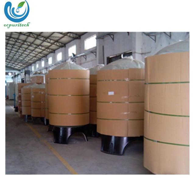 FRP tank for well water treatment price