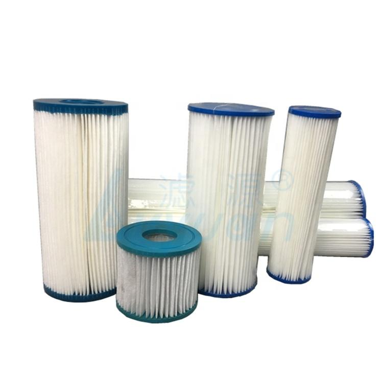 spa filter element /swiming pool filter cartridge /paper pleated filter cartridge