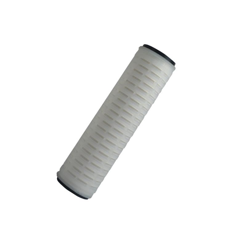China Factory filter cartridge 10 jumbo 5m pleated paper