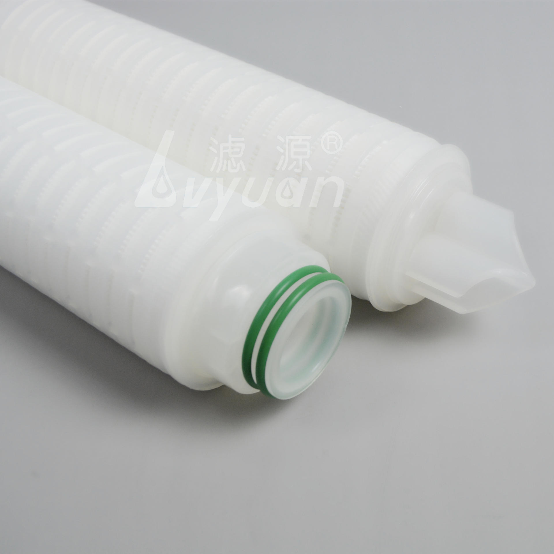 good price 10 20 30 40 inch polypropylene pleated membrane water filter cartridge for water filtration