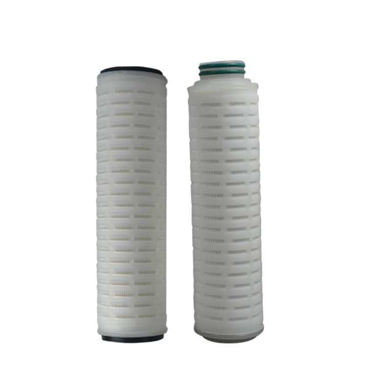 Guangzhou manufacturer water pleated water filters water filter system