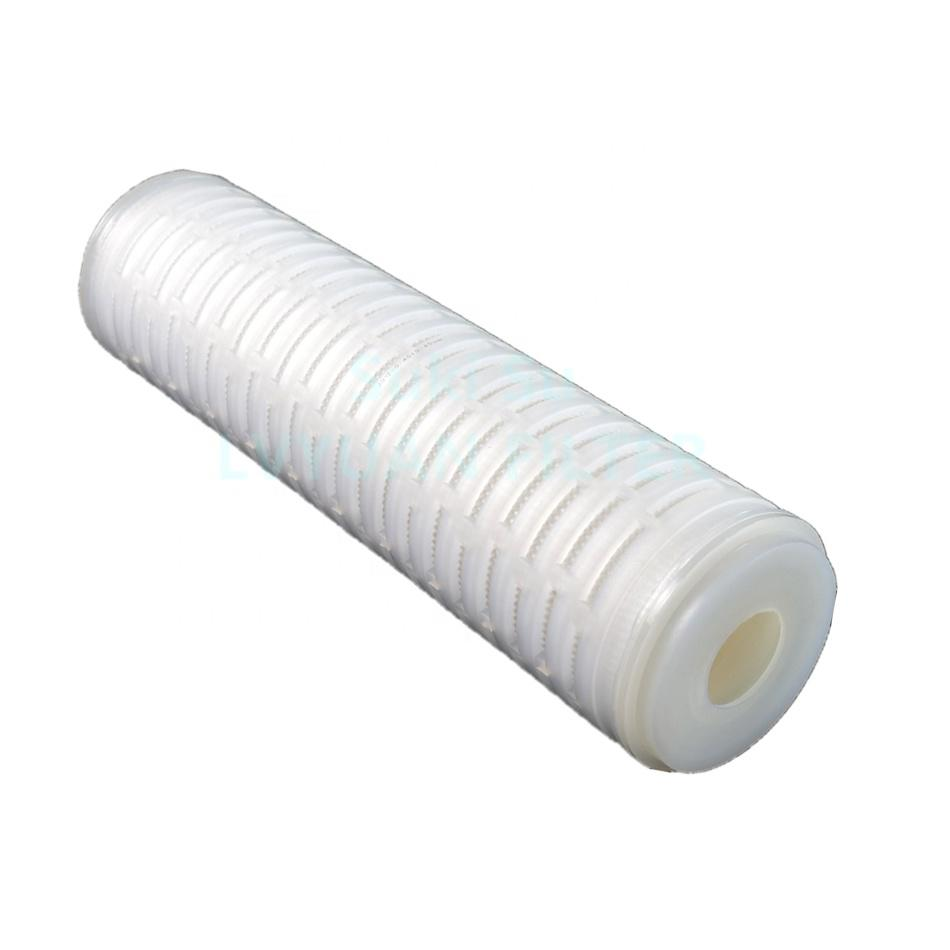 High Quality sterile filter 0.22um Micron PES Membrane Filter for lab ro water filtration cartridge China manufacturers