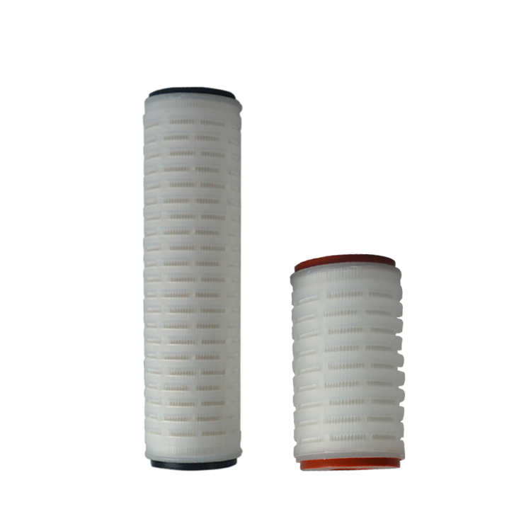industrial 60 micron water filter pleated water filters