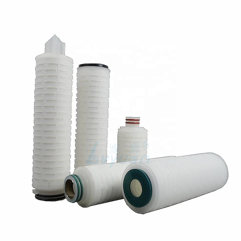 pes membrane filtros de cartucho industrial filter cartridge