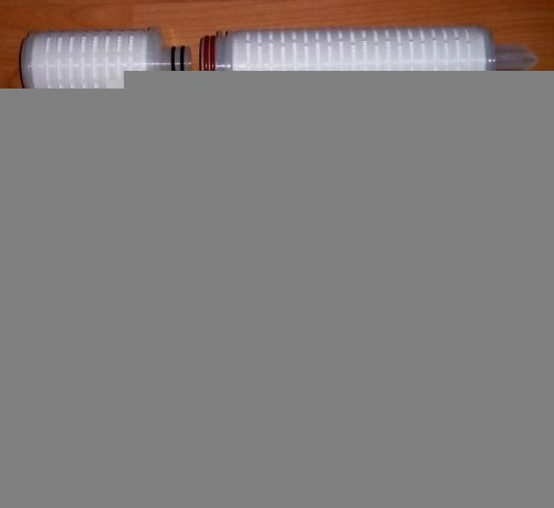 0.2 micron pes filter cartridge for hemodialysis filter in POLY ETHER SULPHONE
