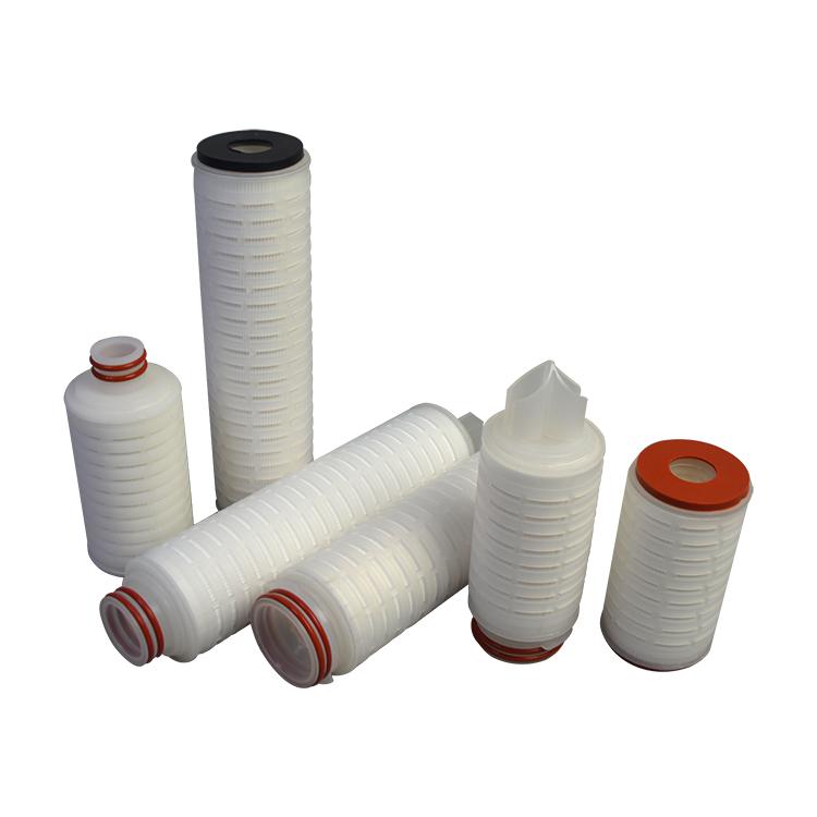 DOE SOE Polypropylene pp pleated Security water filter Security filter cartridge Security filter element