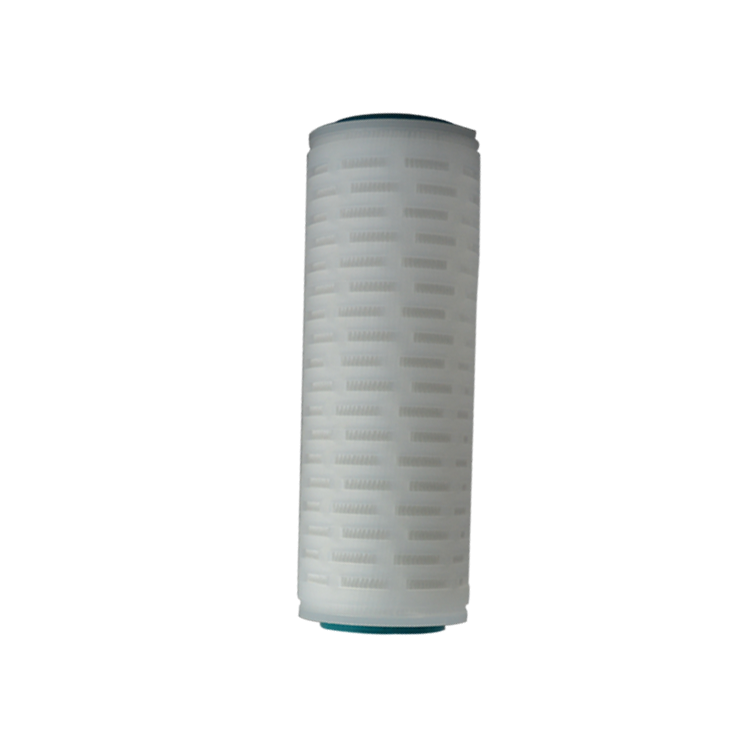 OEM 1 5 micron Pleated elements PP PTFE PES micron cartridge water filters