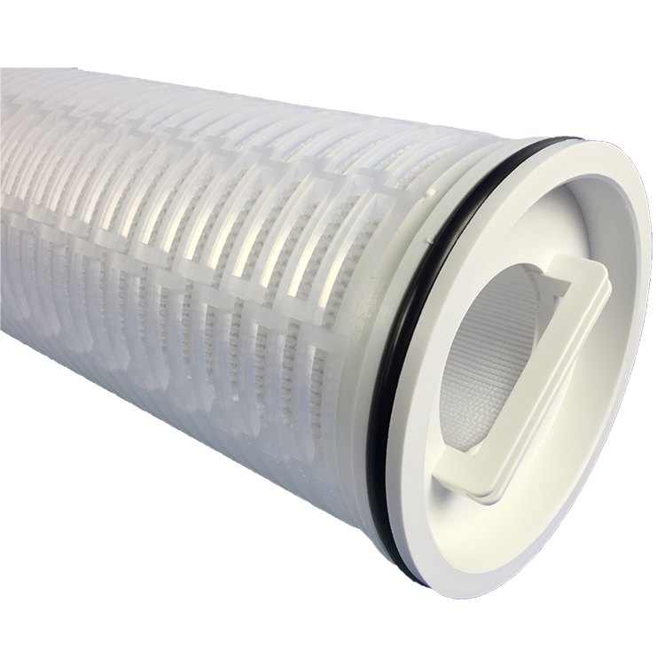 High flow rate replacementPP membrane pleated filter cartridge 10 inch water filter cartridge