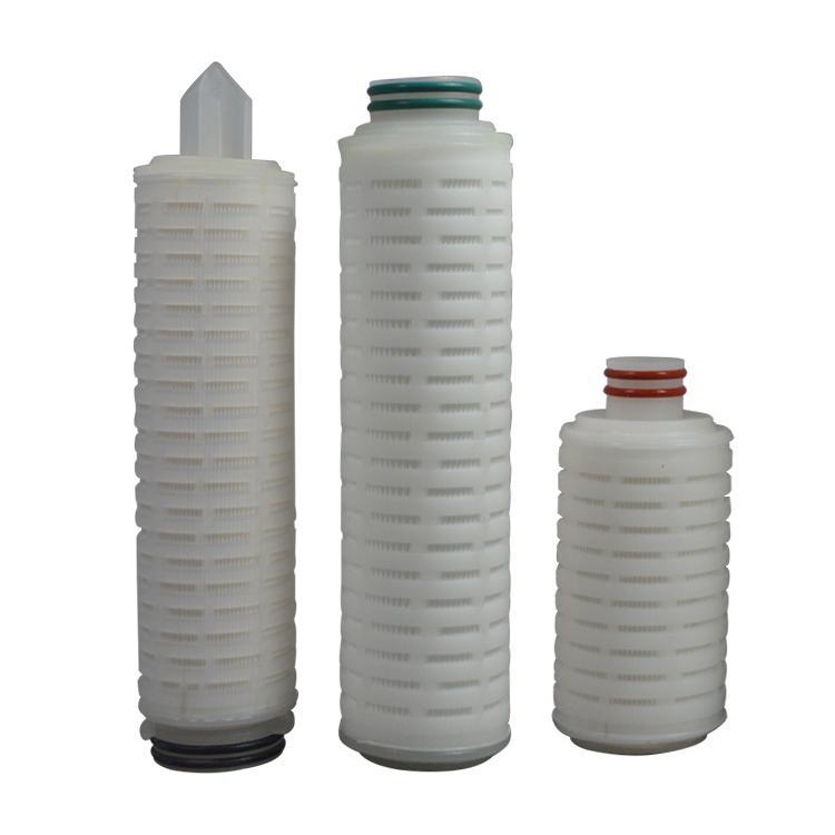 Factory price oilfield pleated cartridge filter in oilfield