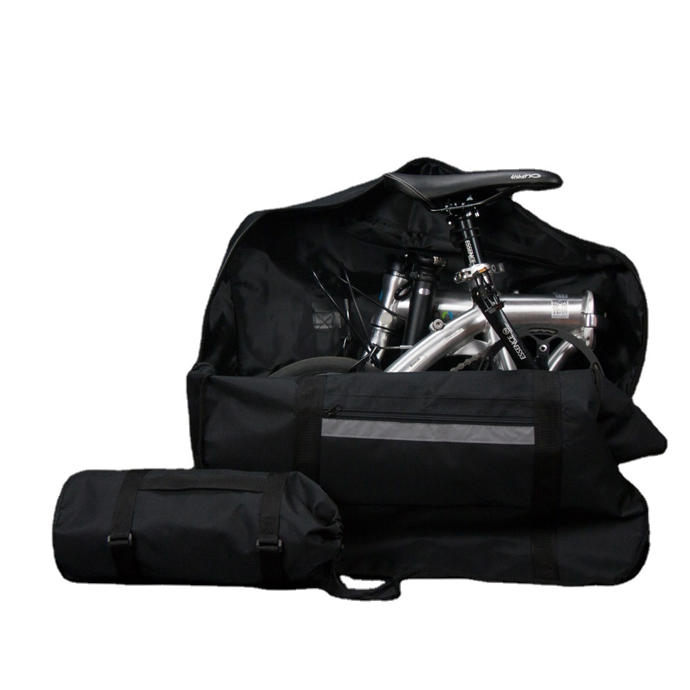 2021 New travel bike bag bicycle transport bag Folding bike bag