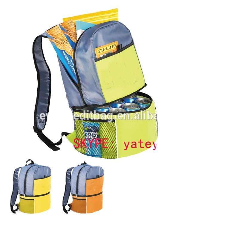Picnic two layerCooler Backpack Promotional