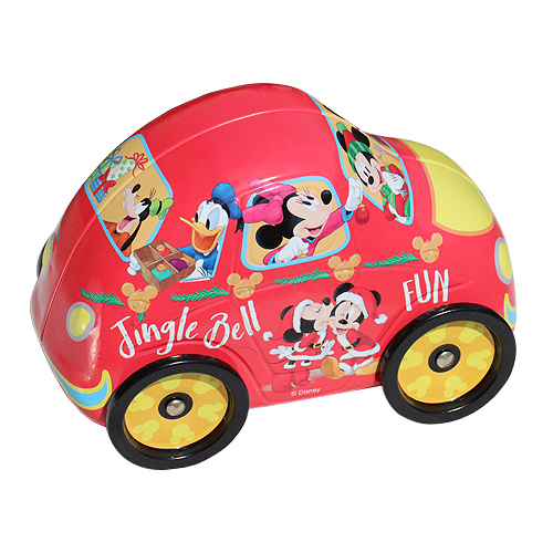 Mickey Mouse tin toy car