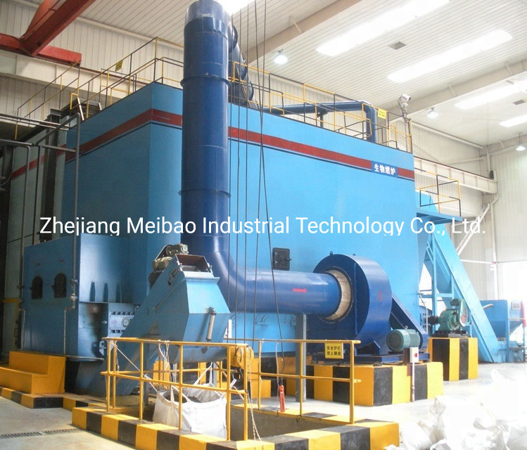 Industrial Direct Biomass Fired Hot Air Furnace and Hot Air Generator