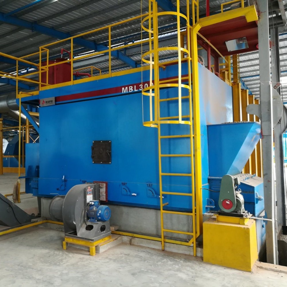 High Quality Oil/Coal/Gas/Biomass-Fired Hot Air Furnace for Drying