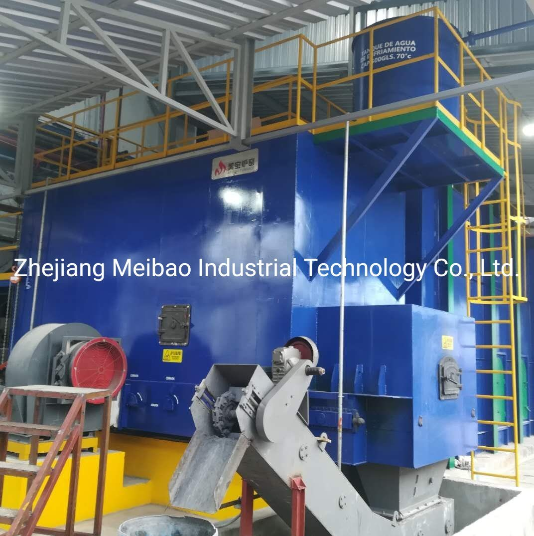 High Efficiency Indirect Heat Exchange Hot Air Furnace for Food