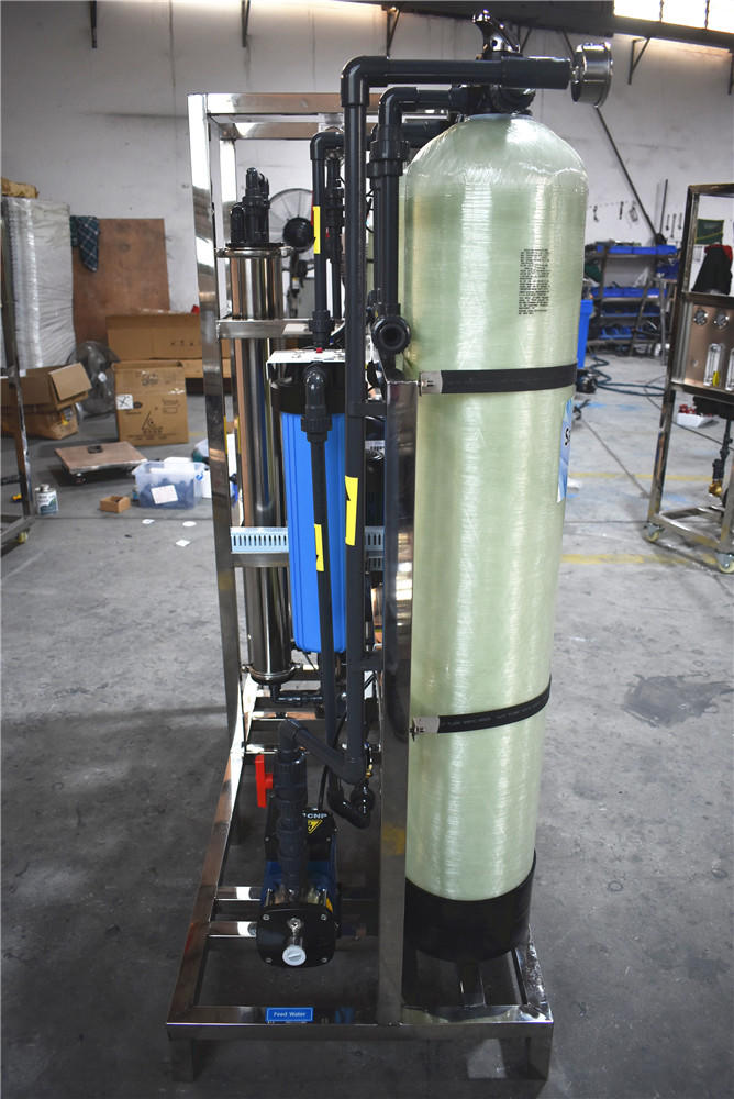 RO Reverse Osmosis Water Purification Equipment water plant price